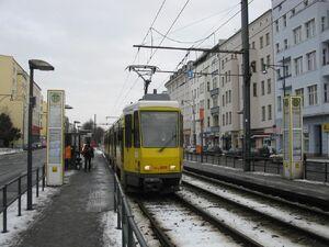 Am Friedrichshain lijnM4 KT4D