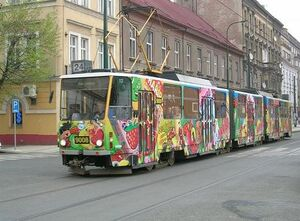 Křižíkova lijn24 KT8D5