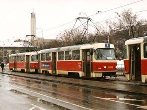 Kotlářka lijn7 T3
