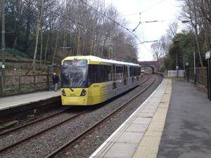 Heaton Park M5000