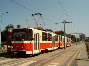 Kbelská lijn3 KT8D5