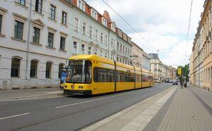 Bürgerstraße lijn13 NGT6DD