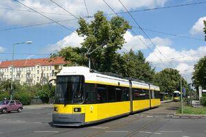 Björnsonstraße lijnM13 GT6N