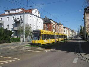 Chamissostraße lijn2 NGTD12DD