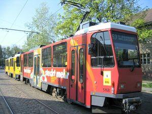 Hirtestraße lijn63 KT4D