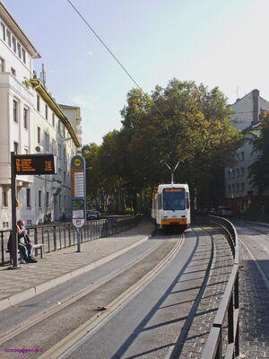 Bismarckplatz lijn59 M