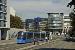Haidenauplatz lijn19 T1