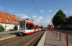 Leuna Pfalzplatz lijn5 MGT-K