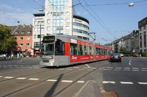 Lindemannstrasse lijn706 NF6