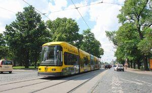 Sachsenallee lijn13