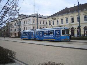 Városháza lijn1 KCSV6