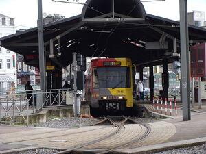 Sud lijn54 LRV