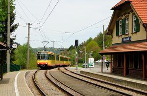 Marxzell lijnS1 GT8-80C