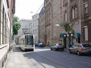 Wilhelmsplatz lijn61 R11 2