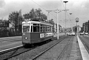 Alfredstraße lijn14 V6E