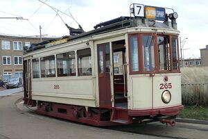 Tram 7 in Den Haag