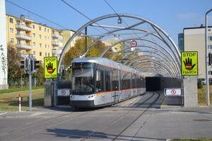 Untergaumberg lijn3 Cityrunner