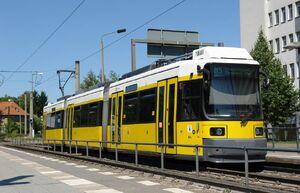 Gehrenseestraße lijnM5 GT6N-Z