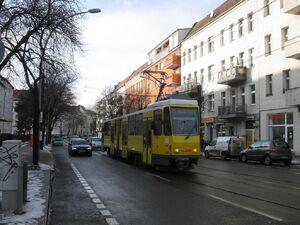 Loeperplatz lijn21 KT4D