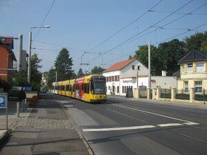 Schwimmhalle Bühlau lijn11 NGTD12DD