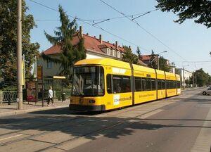 Eugen-Bracht-Straße lijn9 NGT6DD