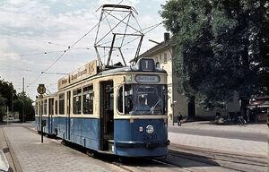Moosach lijn1 M4
