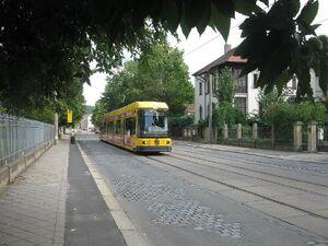 Prellerstraße lijn12 NGT6DD