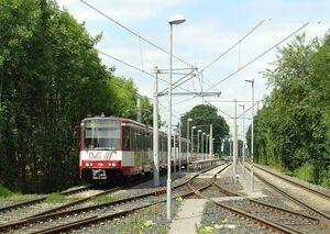 Wittlaer lijnU79 B