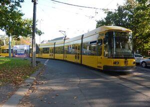 Blasewitzer Fetscherstraße lijn2 NGT8DD