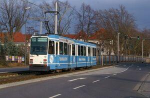 Messplatz lijn26 M8