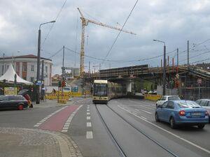Geblerstraße lijn4 NGT6DD