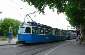 Sihlquai lijn13 Mirage