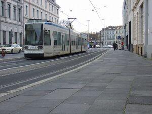 Thomas-Mann-Straße lijn61 R11