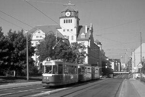 Boschetsrieder Straße lijn8 M5