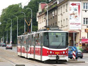 Kavalírka lijn9 KT8D5.RN2P