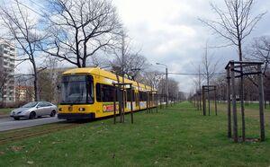 Comeniusplatz lijn1 NGT6DD