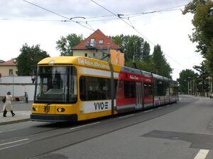 Heinrich-Schütz-Straße lijn6 NGT8DD
