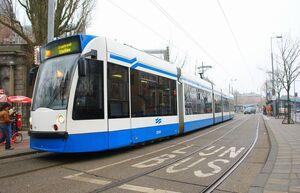 Hobbemastraat lijn2 Combino
