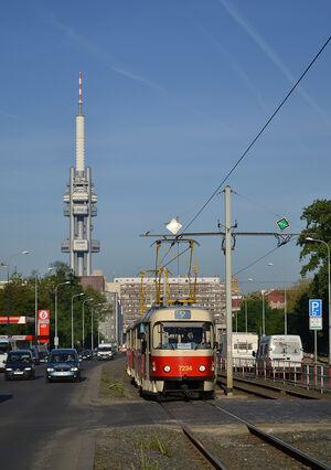 Olšanská lijn9 T3SUCS