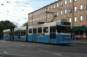 Stigbergstorget lijn9 M31