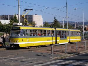 Tatra K3R-NT Pilsen