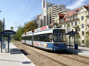 AmMünchnerTor lijn23 R22