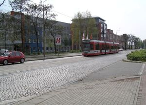 Fiete-Schulze-Straße lijn7 MGT6D