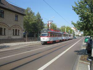 Kantstraße lijn3 T4D