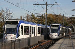 Randstadrail Leidschendam-Voorburg