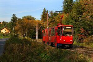 Topčiderski park lijn3 KT4YU