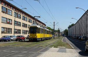 Buschallee lijnM4 KT4D