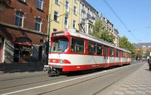 Karolingerplatz lijn706 GT8S