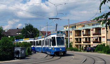 AlbisRieden lijn3