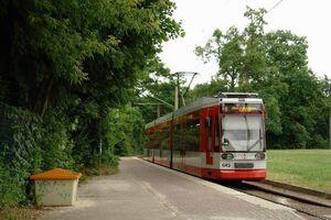 Böllberg lijn8 MGT6D